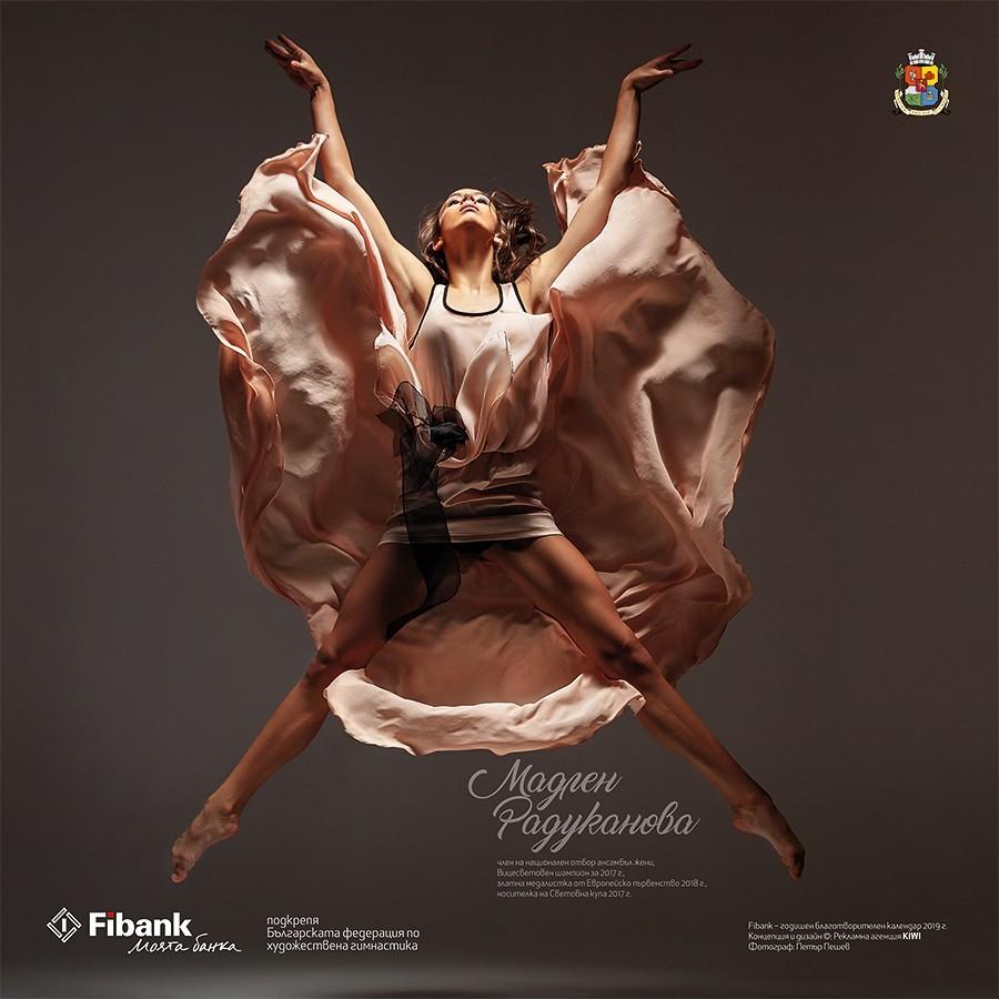 Професионална фотография - Календар Фибанк