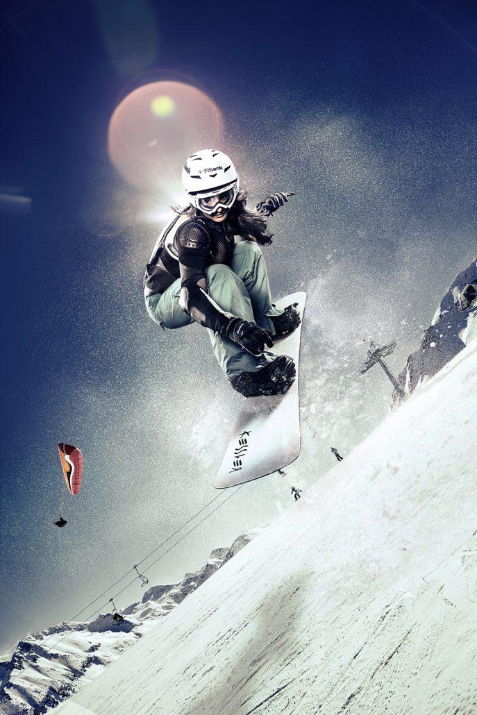 Спортна фотография - Александра Жекова