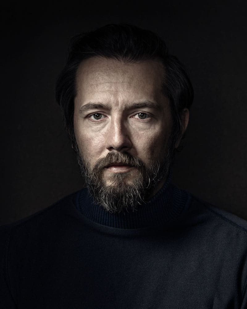 Никола - портрет - фотограф Петър Пешев