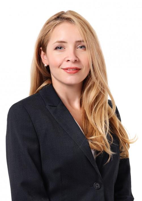 Violeta Fontaine - бизнес портрет